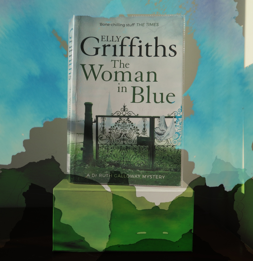 The Woman in BlueReview