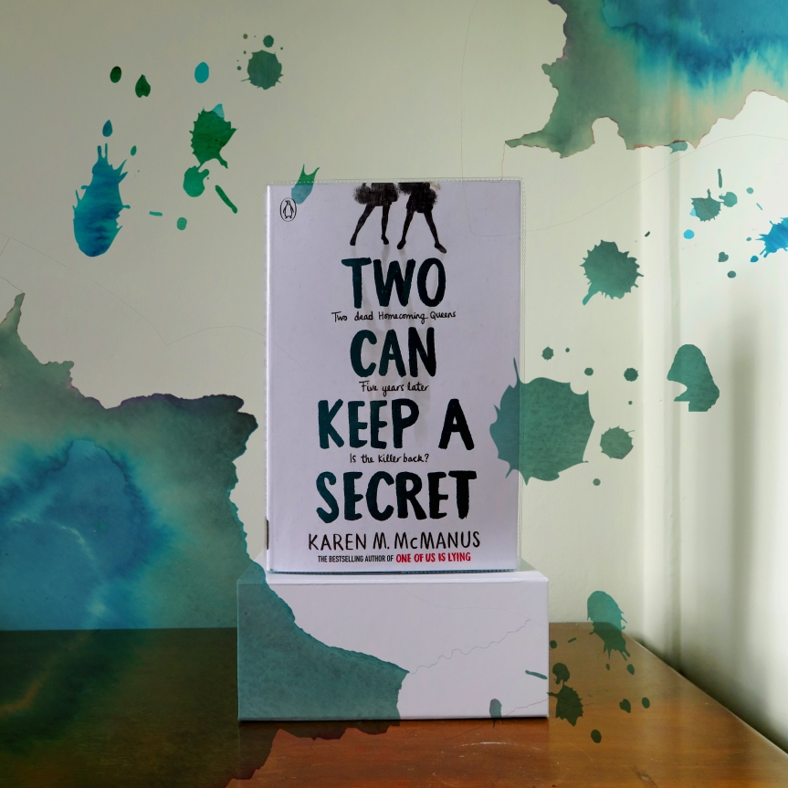 Two Can Keep a Secret Review